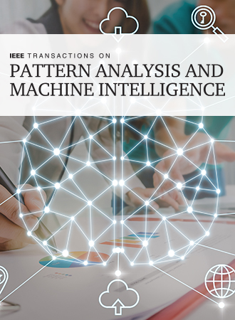 IEEE Transactions on Pattern Analysis and Machine Intelligence LaTeX Template cover page