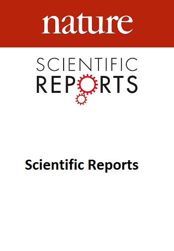 Nature Scientific Reports Template cover page